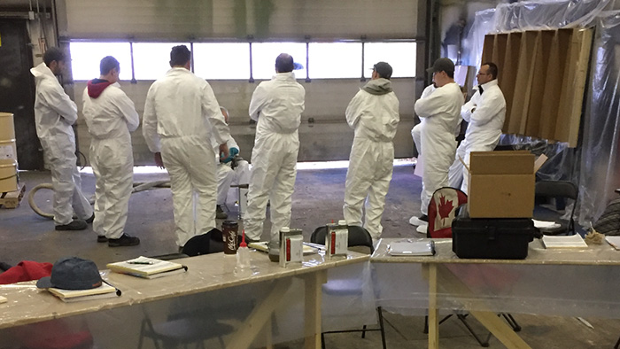 Spray Foam Training And Certification Polysource