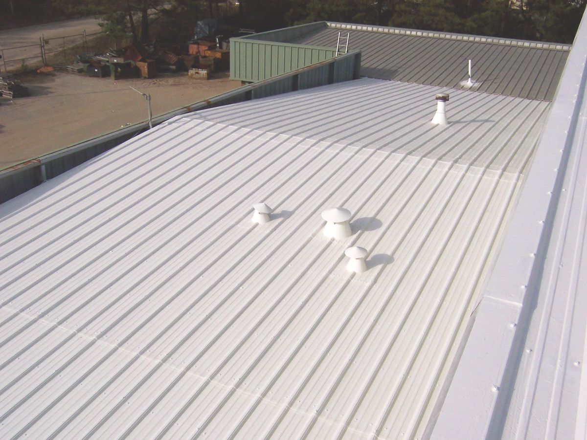 Roof Armor Acrylic Polysource