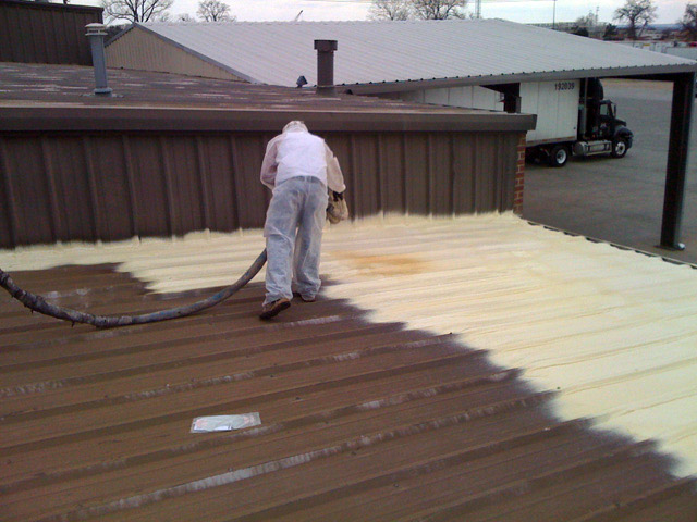 Roof Armor Heat Shield Plus Insulation Polysource
